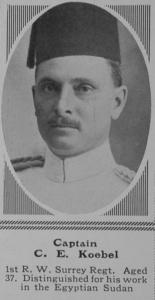 Charles E Koebel