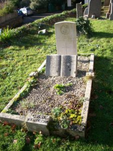 Grave of George Ambrose and Jessie Warren