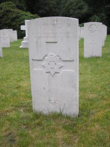 Grave John Walling