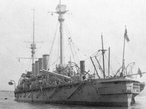 HMS Defence 1907