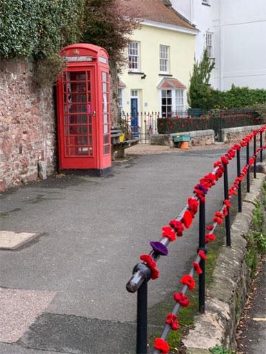 Poppies Fore St Bishopsteignton