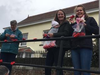 Poppy Team Fore St Bishopsteignton