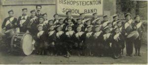 The Bishopsteignton Primary School Band WW1