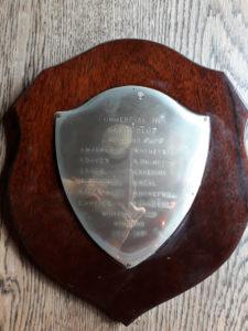 Whiteway Cup Winners 1960 - 1961