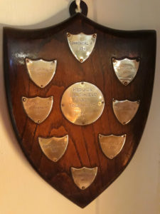 Replica Hill Sheild - 1947 to 1954