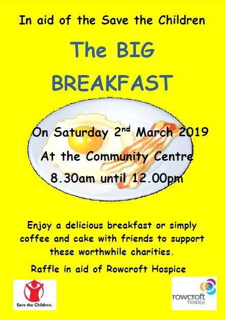 Big Breakfast poster