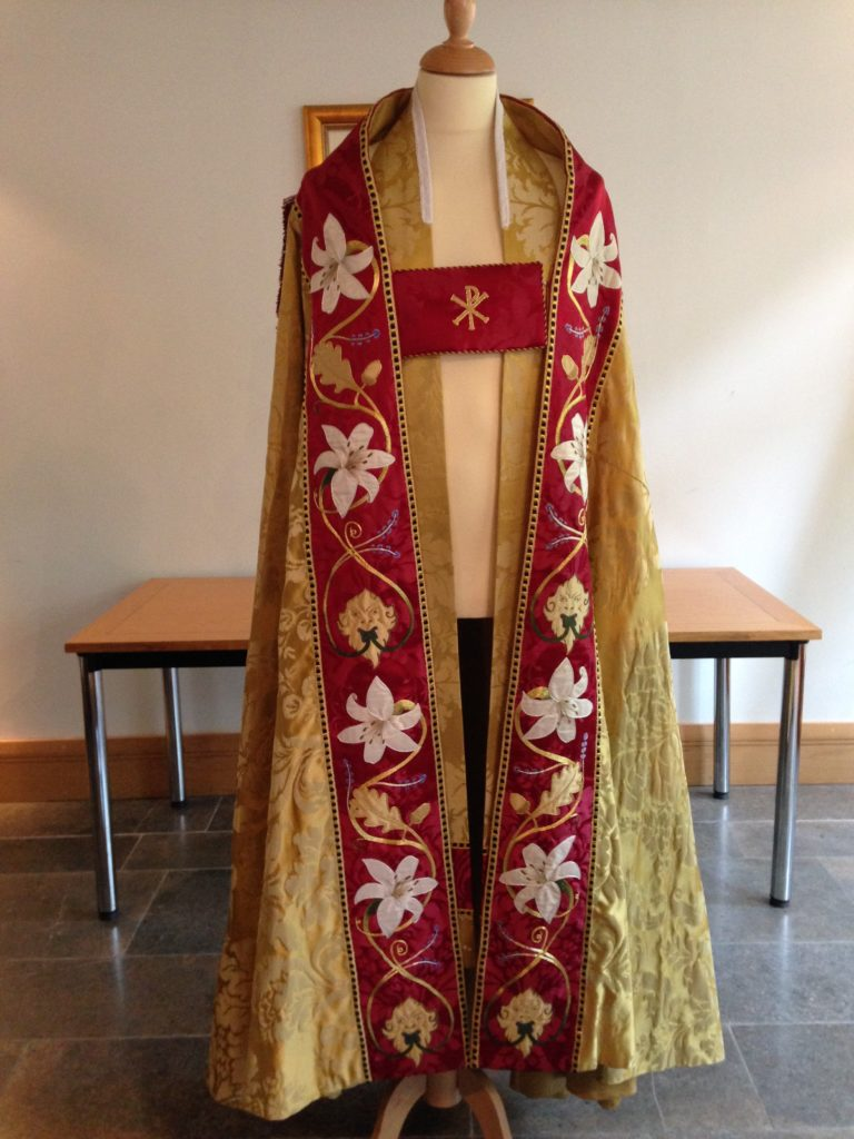 Bishop of Southwark's vestments