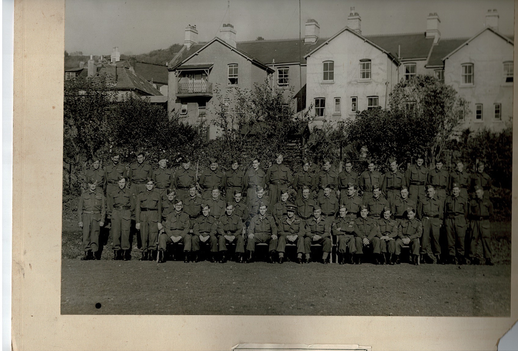Bishopsteignton Home Guard
