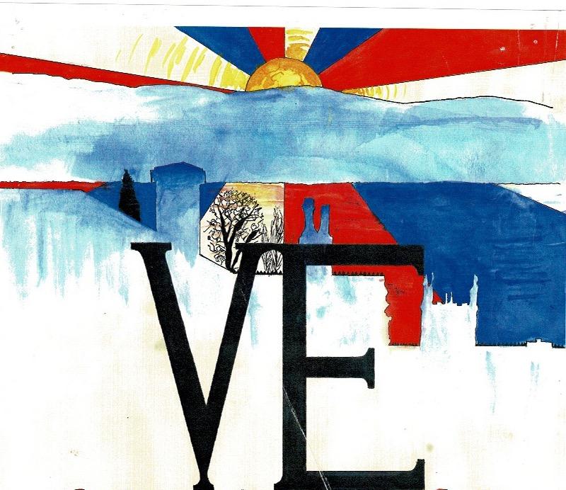 VE Day programme 1995