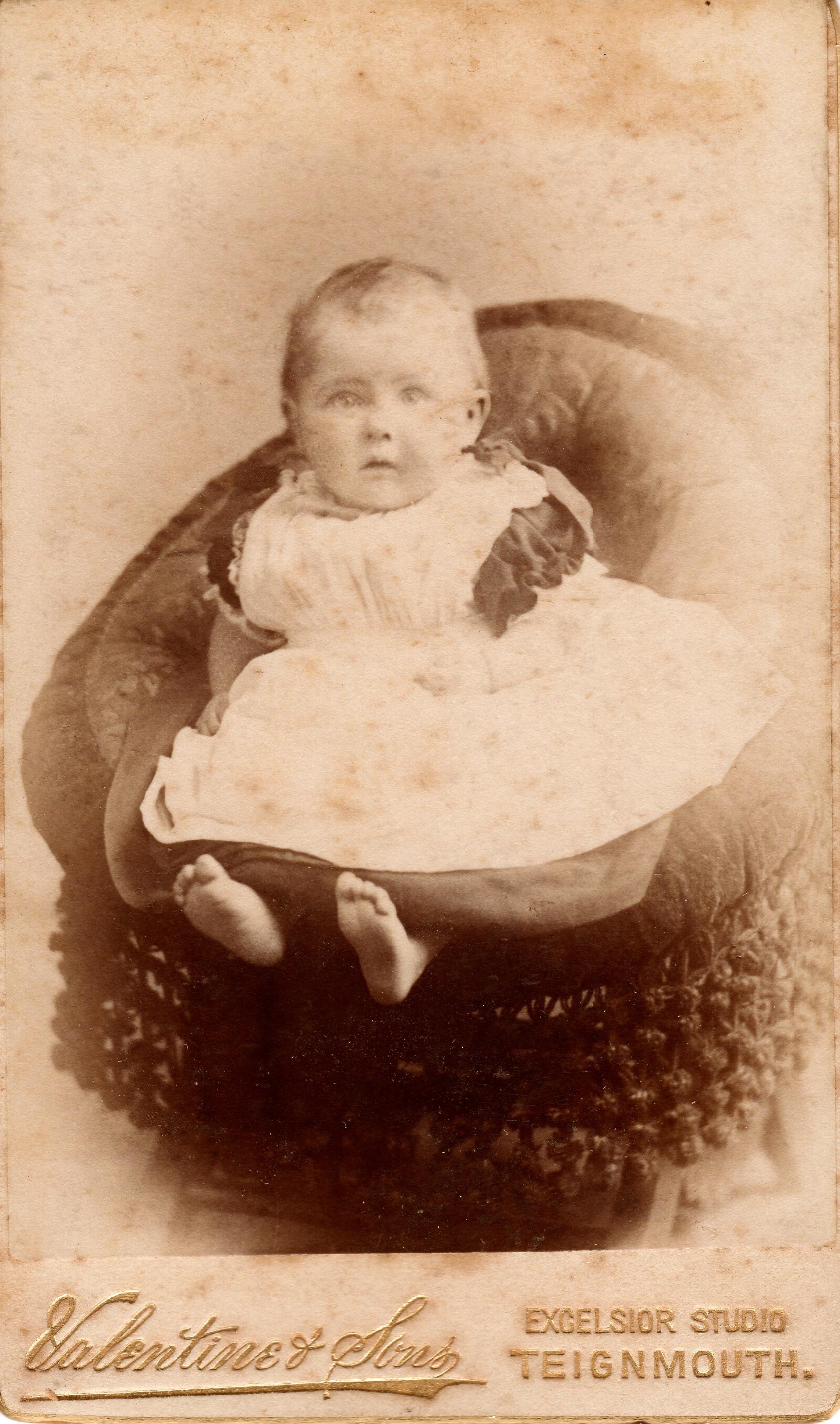 Delamore20 Baby Portrait 1