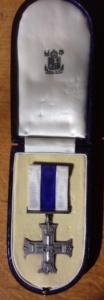 Slater Military Cross