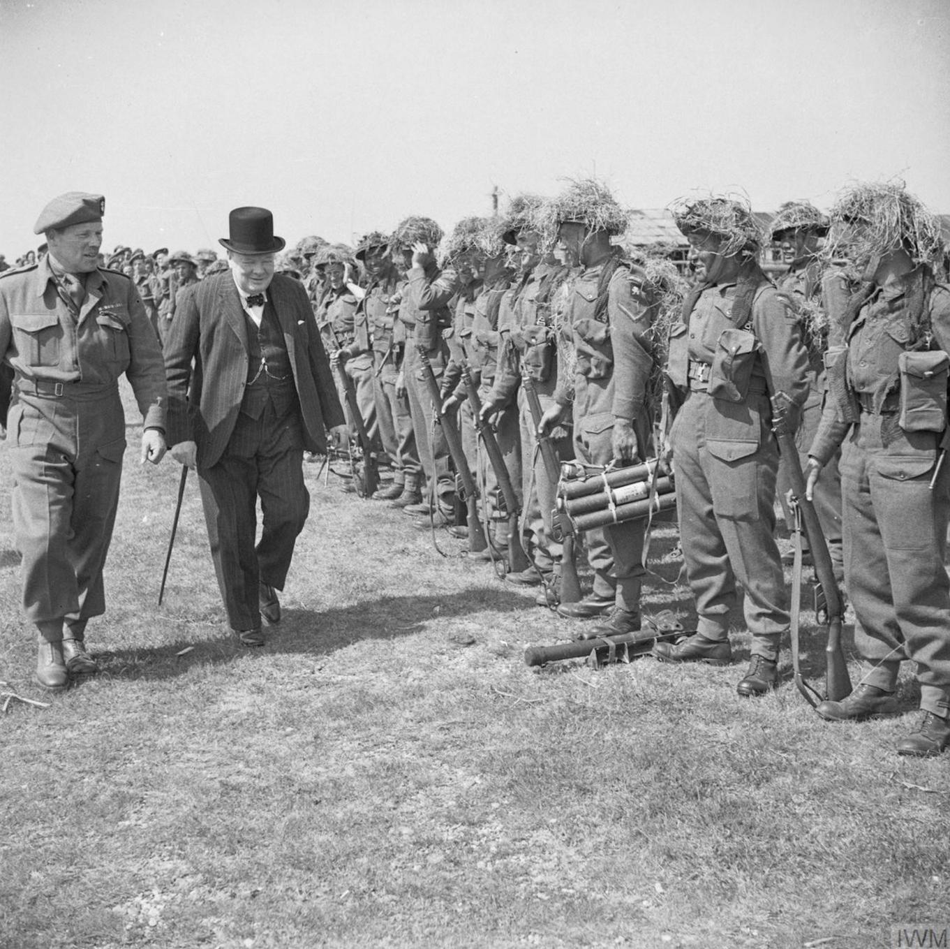 4th Somerset 1944