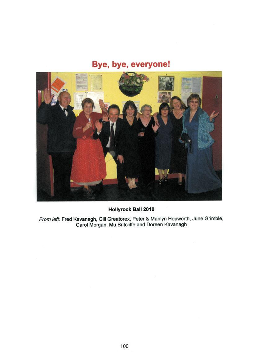 Bishopsteignton Millennium Book 102