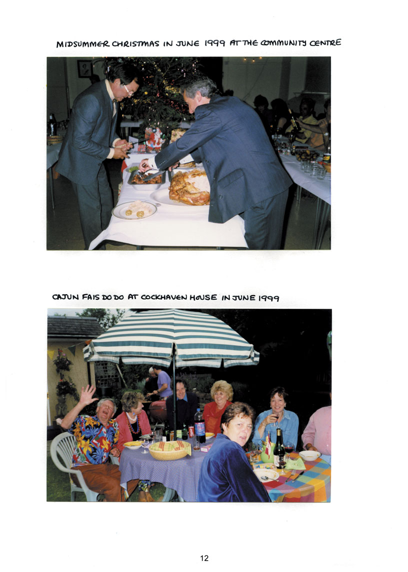 Bishopsteignton Millennium Book 14