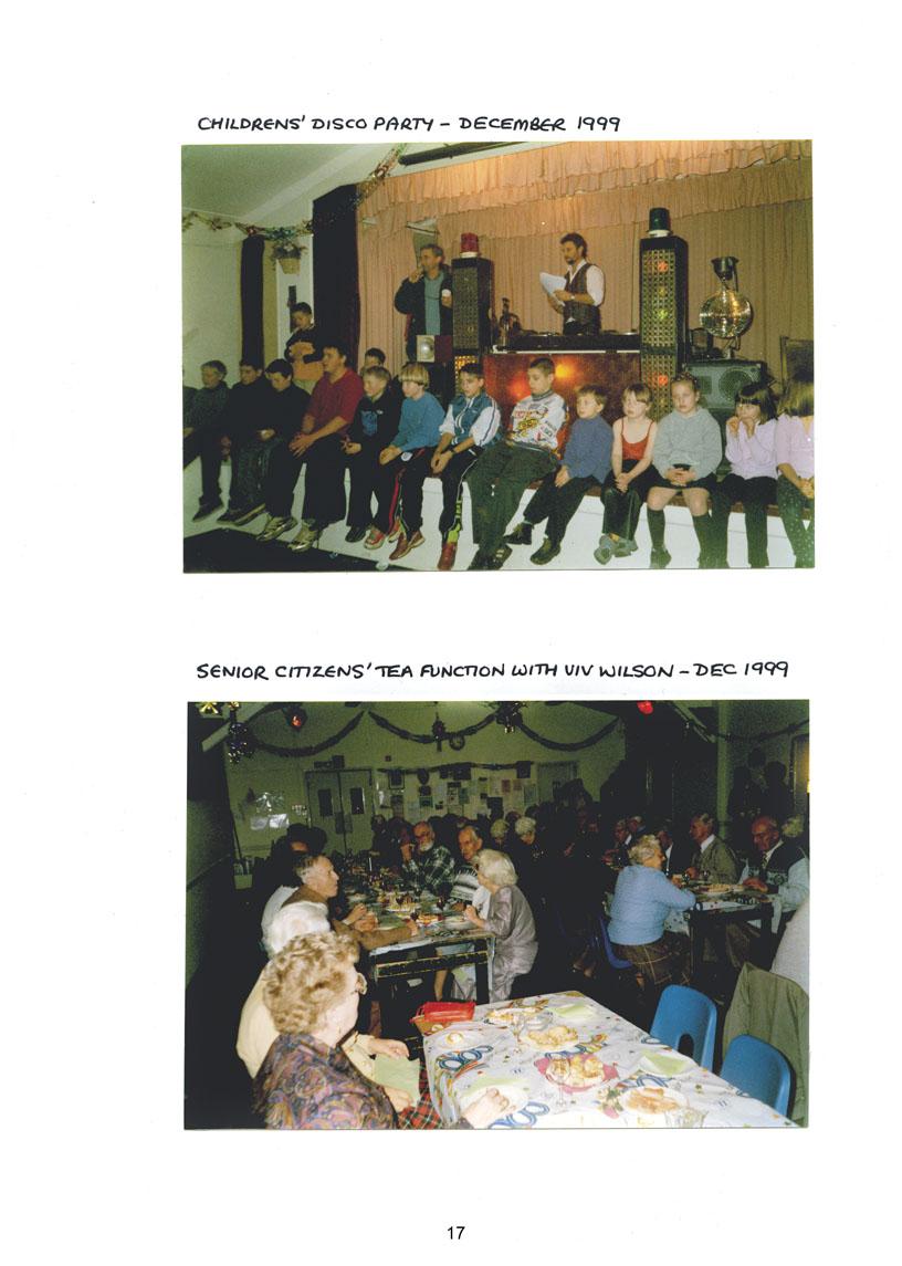 Bishopsteignton Millennium Book 19