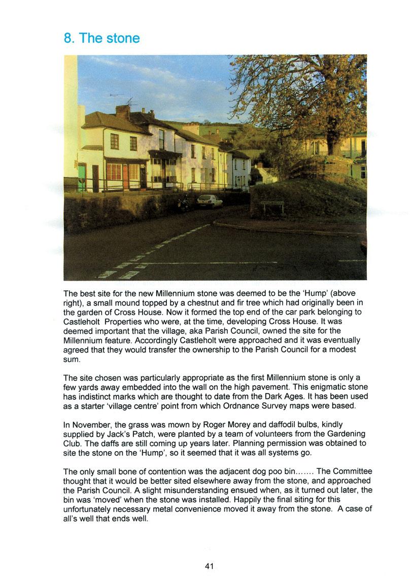Bishopsteignton Millennium Book 43