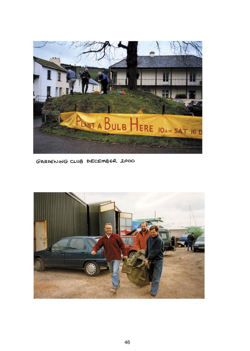 Bishopsteignton Millennium Book 48