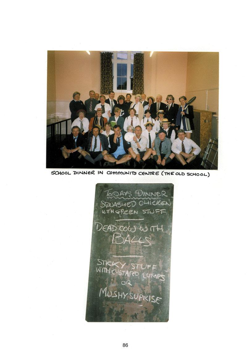 Bishopsteignton Millennium Book 88