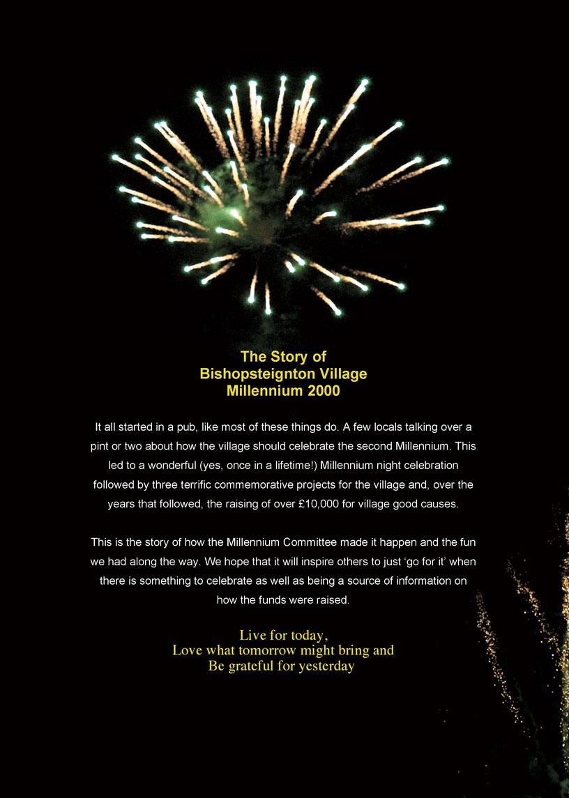 Bishopsteignton-Millennium-Book-back