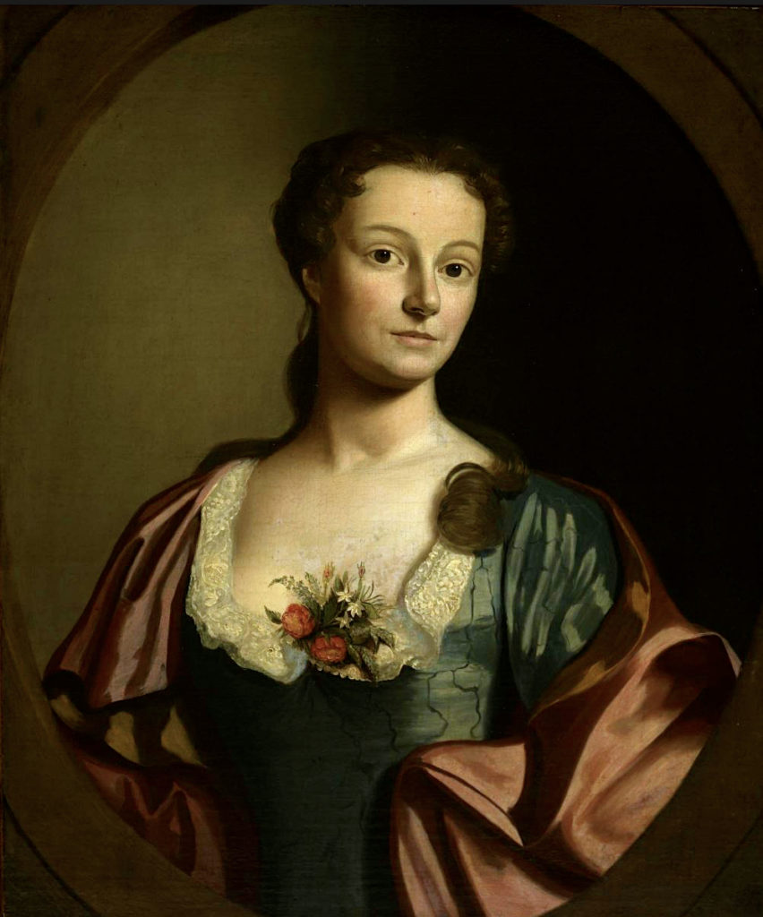 Mary Winthrop