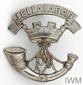 Somerset Light Infantry (Prince Albert's) Badge
