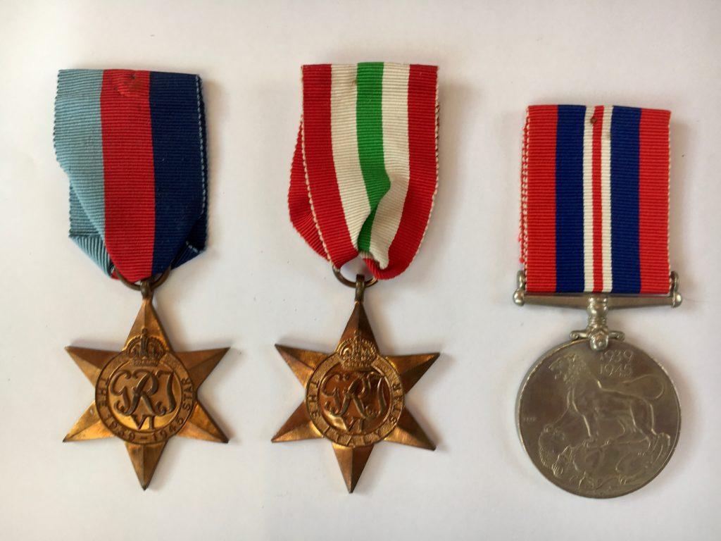 R Evans Medals