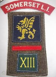 Somerset LI Badge