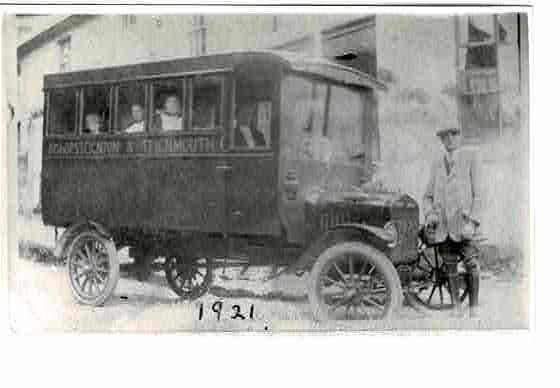 Gourd bus 1921