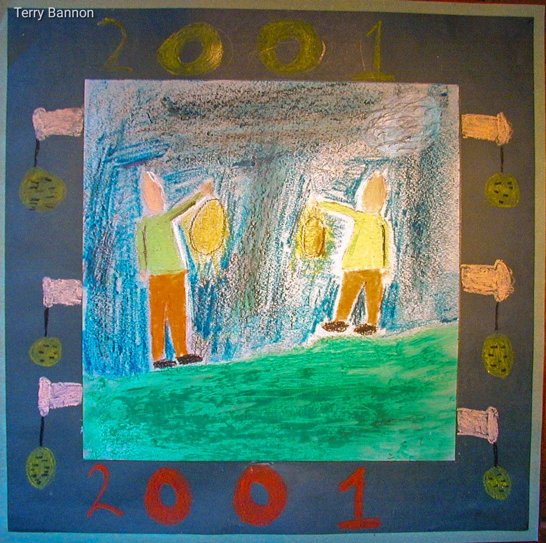 Millennium painting 8