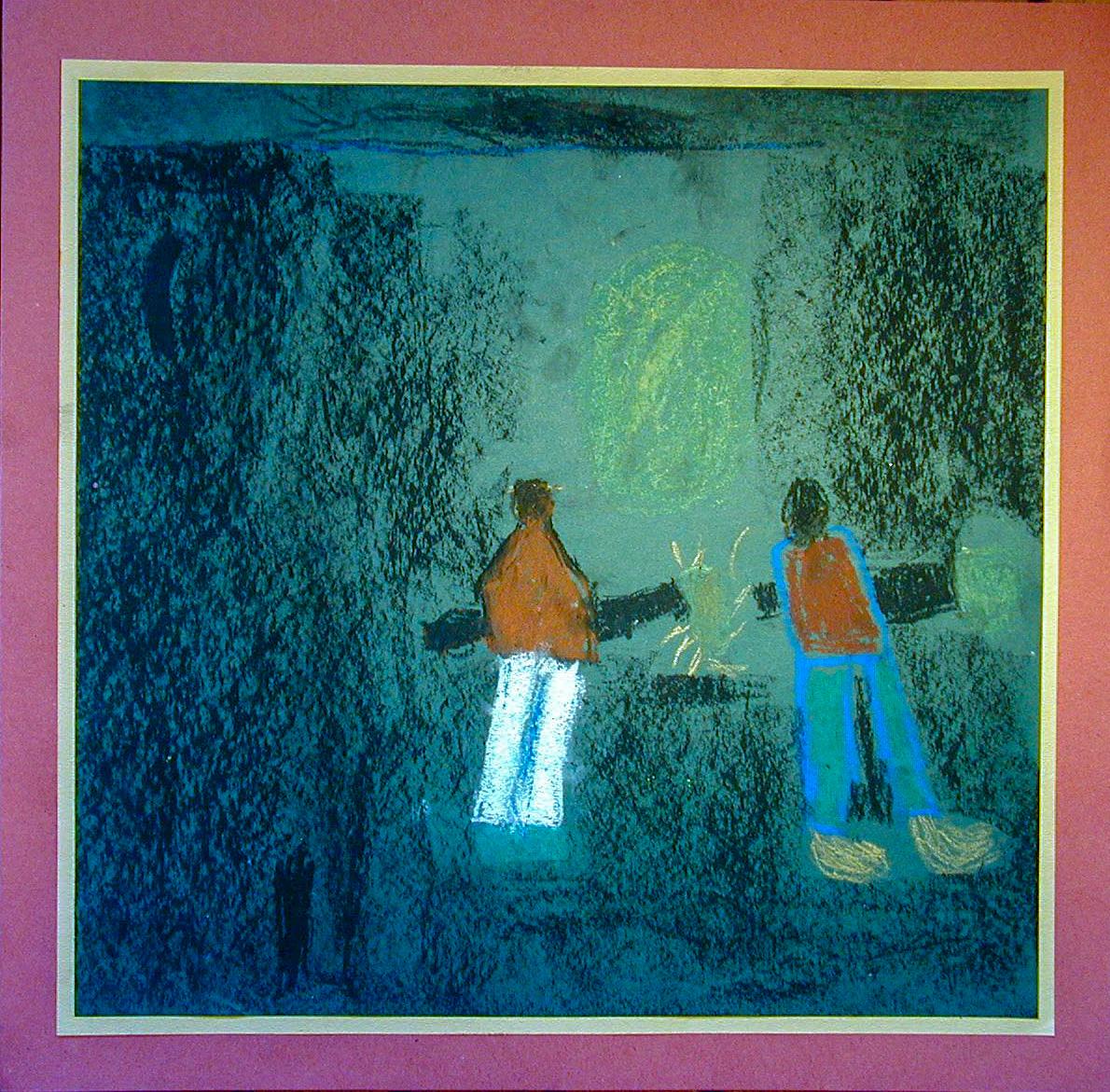 Millennium painting 12