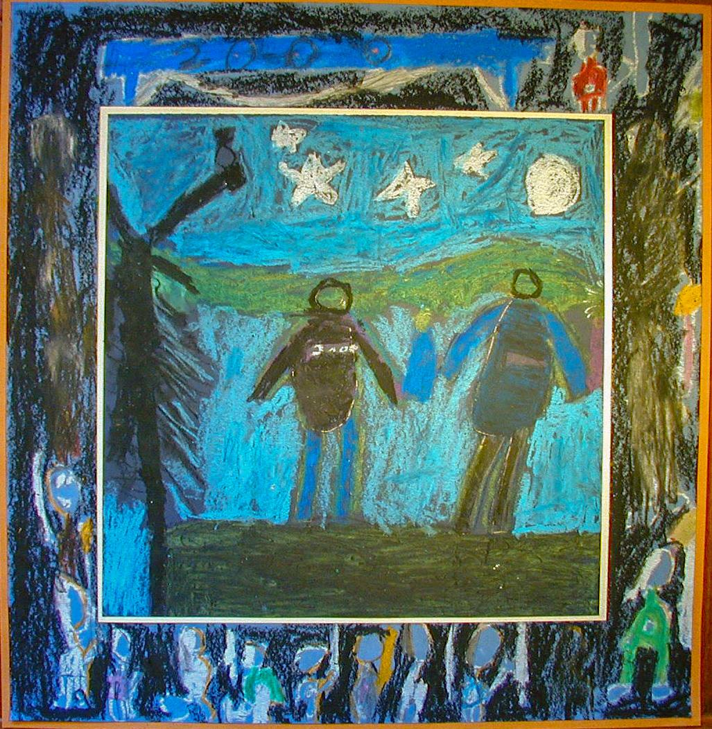 Millennium painting 11