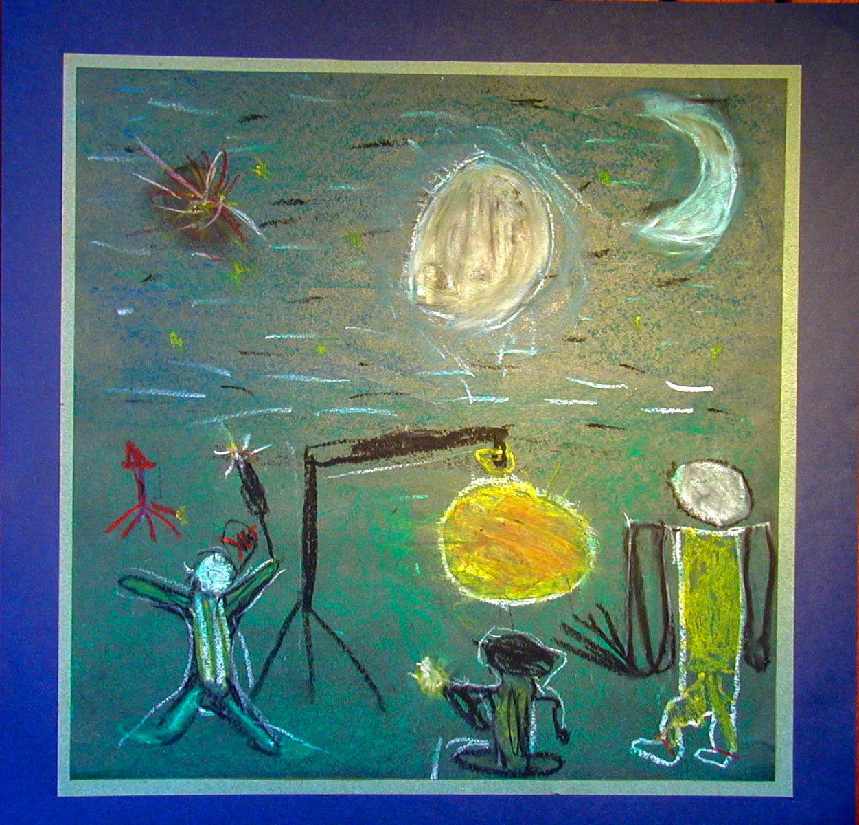 Millennium painting 10