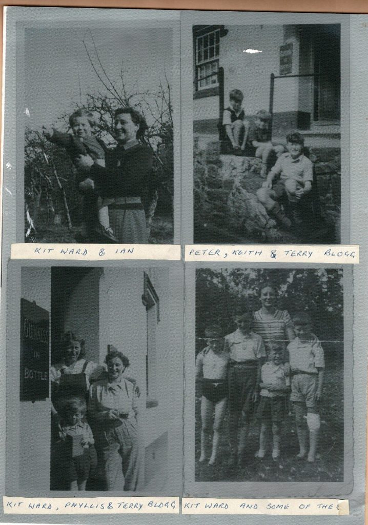 Phyllis Blogg Family