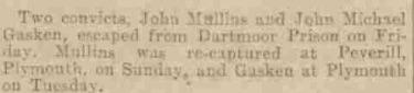 Report in North Devon Journal - Thursday 12 February 1931