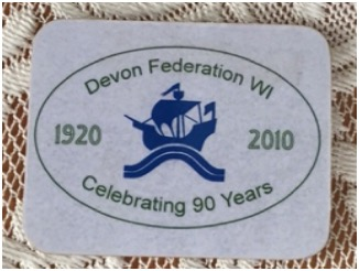 WI 90 year plaque