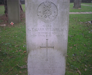 GTGarratt Grave