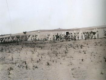 6th Army HQ Mesopotamia