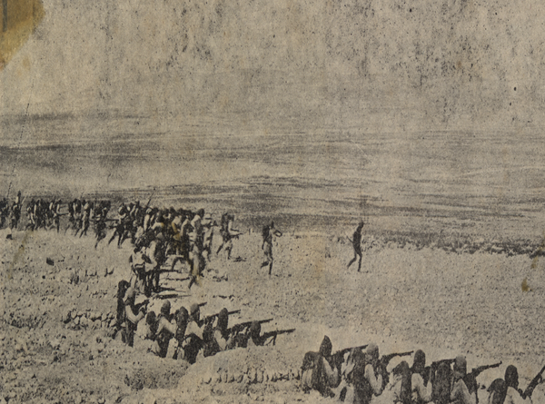 6th Army Siege of Kut