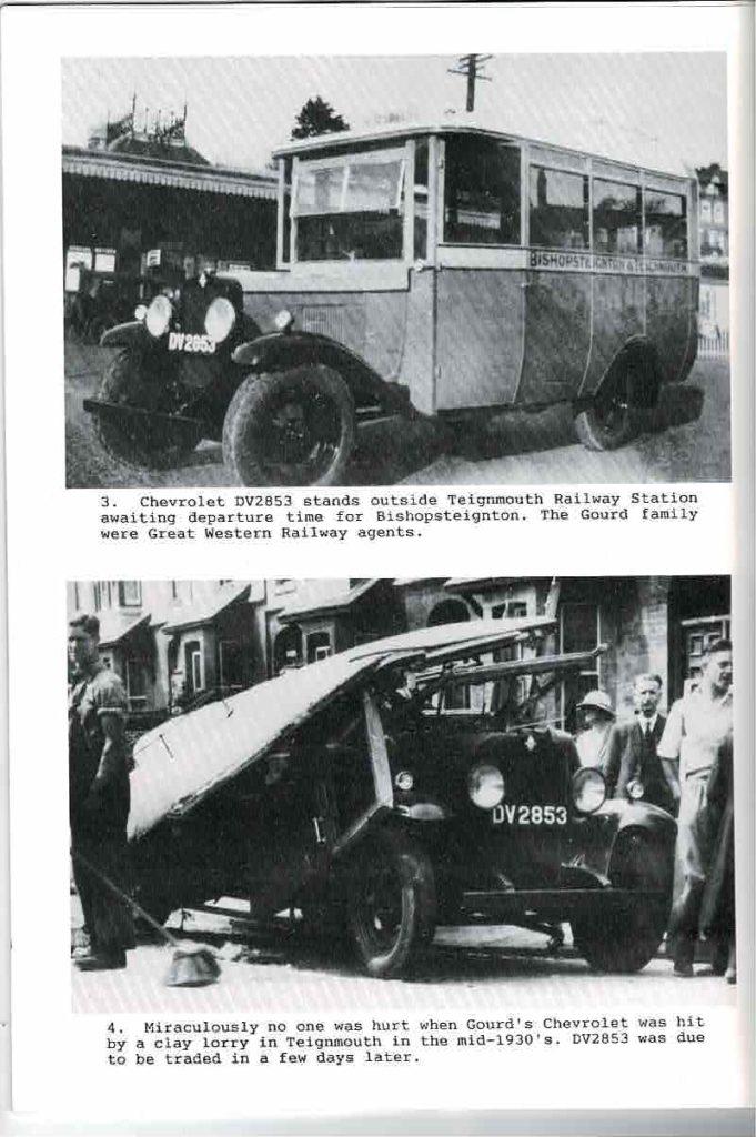 Gourd Chevrolets 1930s
