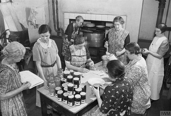 Jam making