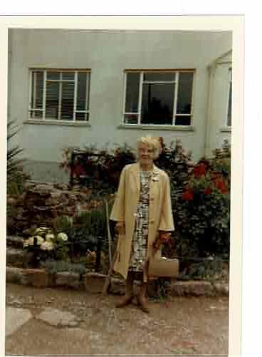 WI Jubilee 1965 Mrs Gourd