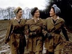Land Girls film photo
