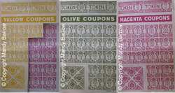 Ration Coupons