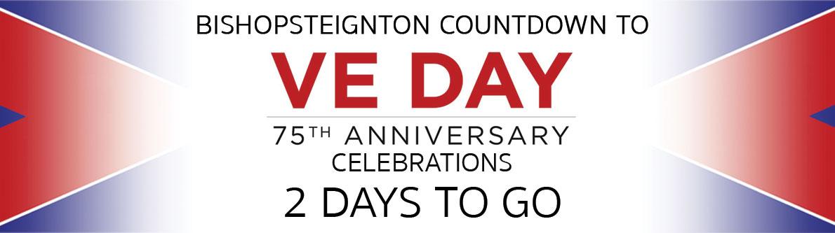 VE celebration countdown day 2