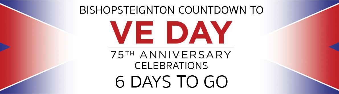 VE celebration countdown day 6