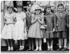 children's clothes 1940s