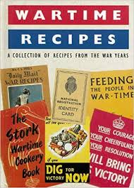 War Years Recipe Books