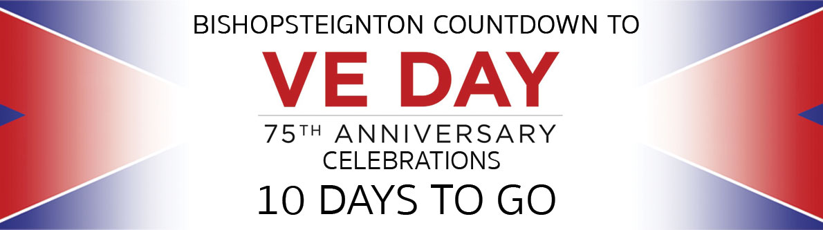 Countdown to VE Day celebrations