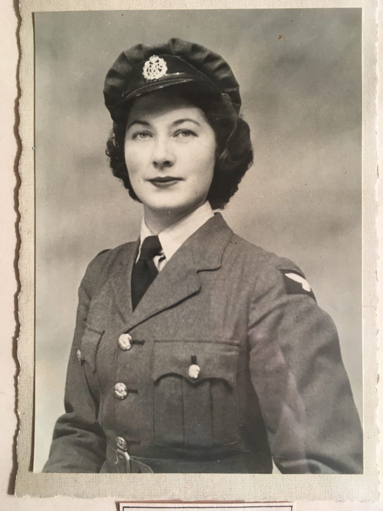 Mary Overill aged 20