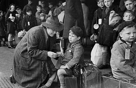 War Evacuees